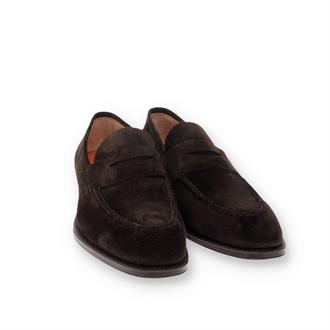 Santoni Duke Penny Loafer