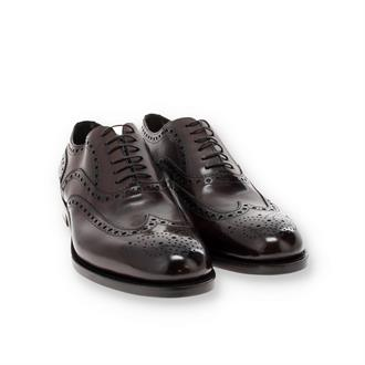Santoni Oscar Oxford Brogue GY