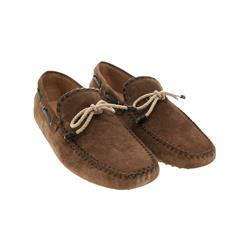Tod's Lacc. infil. cord casual