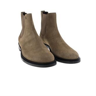 Tod's Stivaletto Formale Gomma chelseaboots RZ